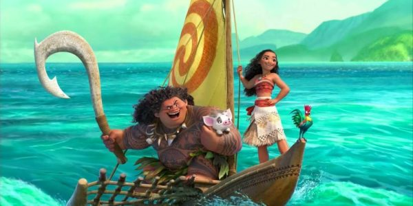 Moana is a Pro-Active Jewel of a Disney Princess Film