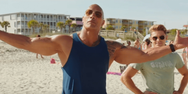 I'll Be Darned, The Baywatch Trailer Is Awesome
