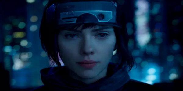 New Ghost in the Shell Trailer Delivers More Cyberpunk Visuals