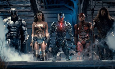 Justice League Trailer Showcases the Brave and the Bold