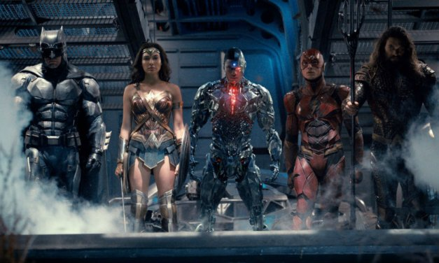 What if Justice League had been made in the past?