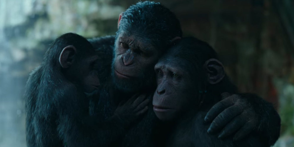 Richard Newby Talks War for the Planet of the Apes with Pop Culture Case Study!