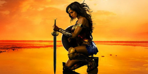 Wonder Woman Goes to War in New Trailer