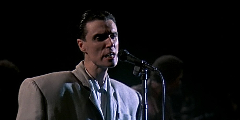 Jonathan Demme's 'Stop Making Sense' Is THE Best Concert Film
