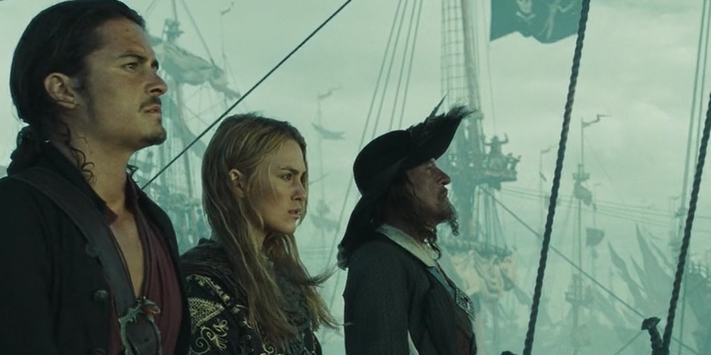 The Pirates' Life For Me: Pirates of the Caribbean & Character-Centric Narratives