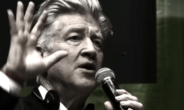 Lynchables: David Lynch Discusses Transcendental Meditation