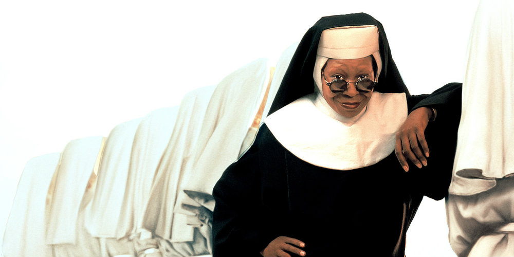 Sister Act and the Roles We Play 25 Years Later
