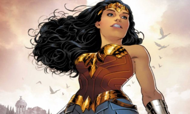 Bullets, Bracelets, and Binaries: The Dueling Identities of Wonder Woman