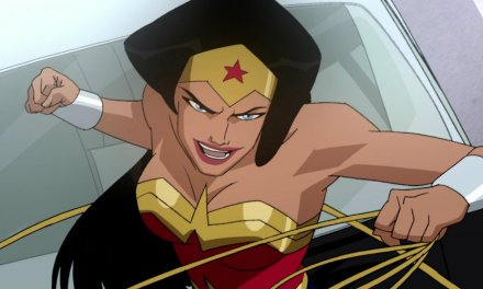 DC's Animated Wonder Woman Is More than a Clash Between the Sexes