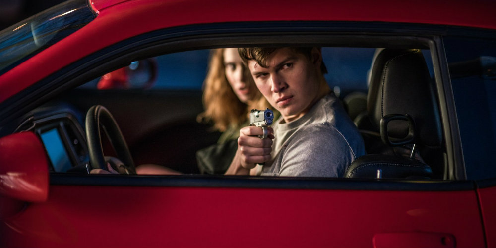 Baby Driver offers the best summer blockbuster so far
