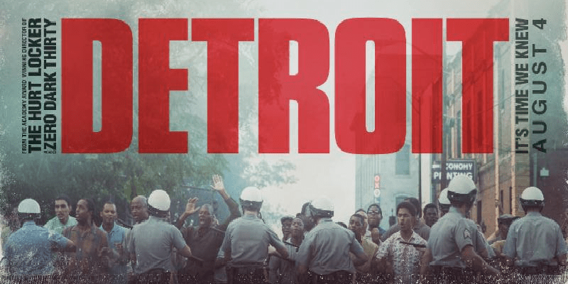 John Boyega Gets Questioned in New Trailer for Kathryn Bigelow's 'Detroit'