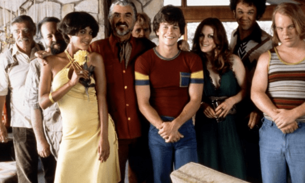 Boogie Nights and Silly American Dreams