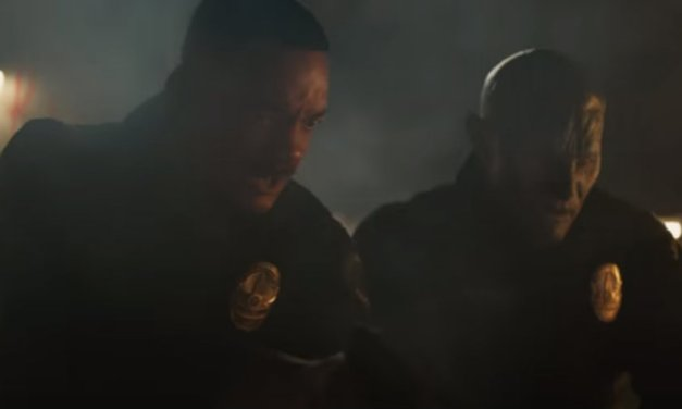 Bright is a Well-Intentioned Mess