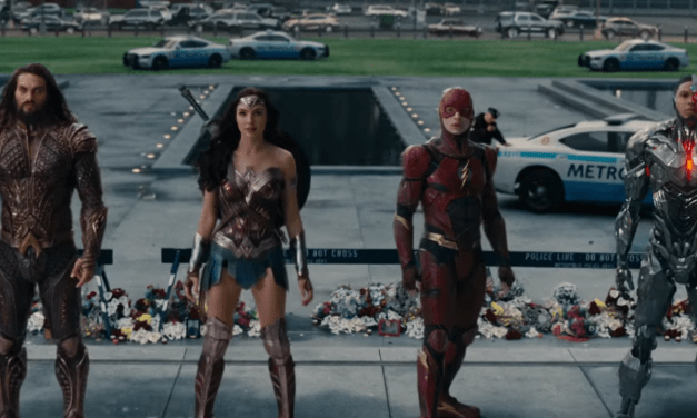 Justice for All in New Justice League Trailer