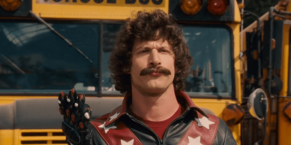 Ten Years Ago, Hot Rod Made Me Laugh So Hard I Can't Even Explain It