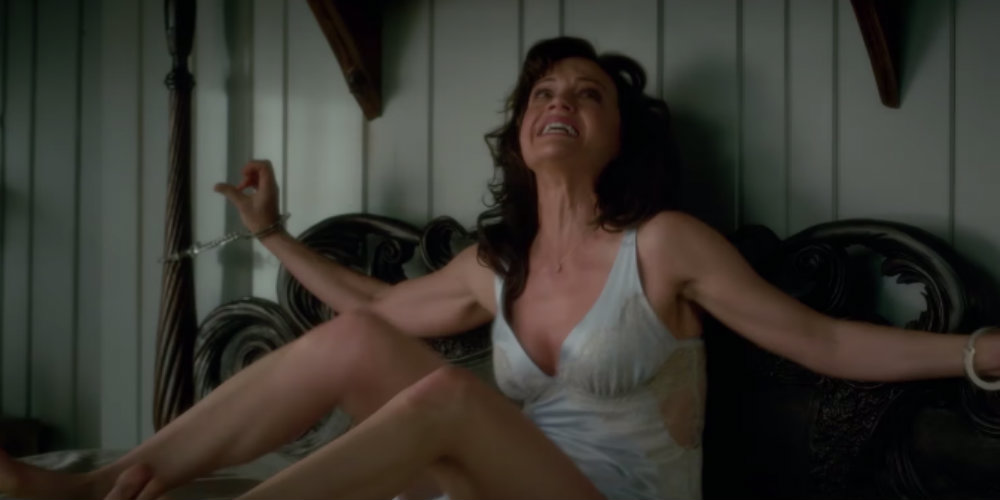 Netflix's Gerald's Game adaptation gets a creepy trailer
