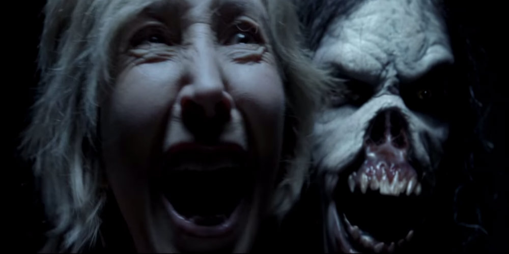 Unlock the Trailer for Insidious: The Last Key