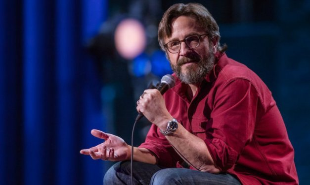 We Will All Be Immortalized As Content In Marc Maron: Too Real