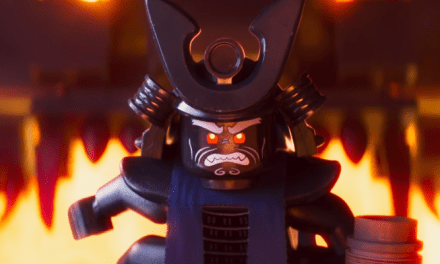 The Lego Ninjago Movie is Flawed but Emotionally Rich