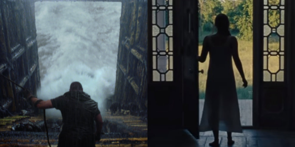 God Help You: Noah, mother! and Aronofsky's Mythic Domestic Horrors