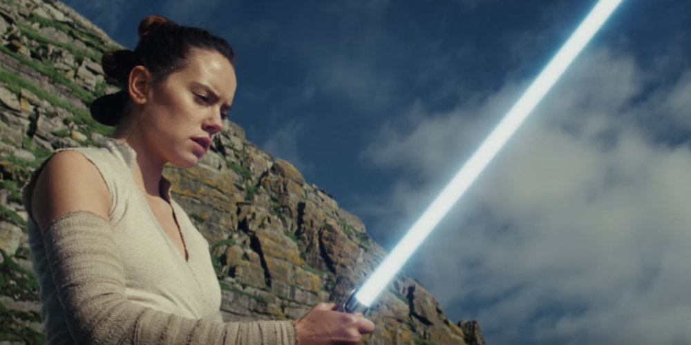 Our Patience is Rewarded with New Trailer for The Last Jedi