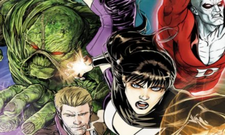 Fantasy Draft Casting: Justice League Dark
