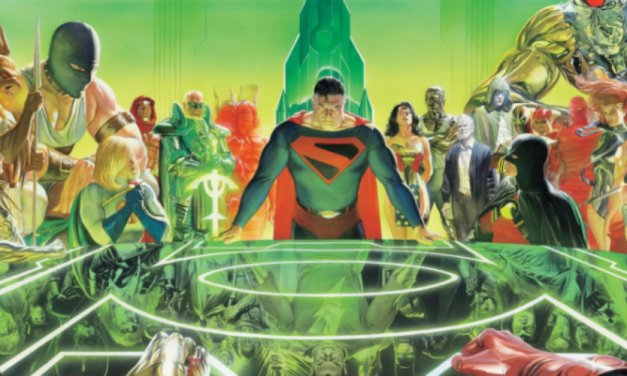 Truth in Justice: Kingdom Come and Zack Snyder's DC