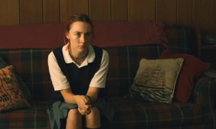 Lady Bird Is A Stellar Debut