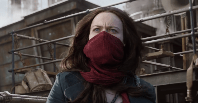 Beautiful & Intriguing Teaser Hits For Peter Jackson-Produced Steampunk Mortal Engines