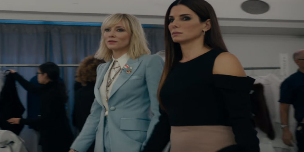 The Girls Are Back in Town in Ocean's 8 Trailer