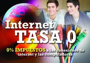 Internet sin impuestos