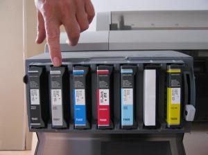 Impresora-Agua