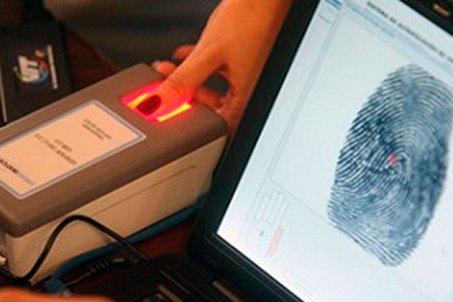 Resultado de imagen para sistema biométrico