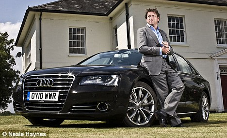 Welcome To Stealth Wealth The Audi A8 S A Rich Man S Car