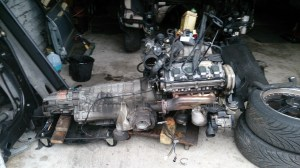 Audi 42 Engine pulled from a 1999 Audi A8  AudiForums
