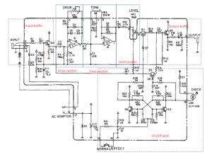 SD1 schematics
