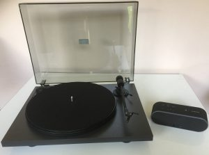 Pro-Ject Primary with Sony Speaker