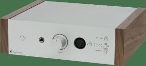 Pro-Ject HeadBox DS2B Silver Walnut