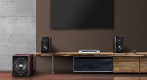 S350 living-room set up