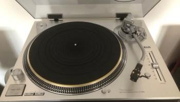 Technics SL-10 Turntable Maintenance Tips - Audio Appraisal