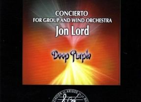 Aires de Yecla v8 – Concerto for Group and Wind Orchestra de Jon Lord