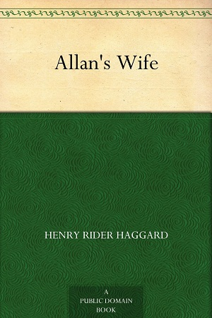 Allan's Wife Audiobook