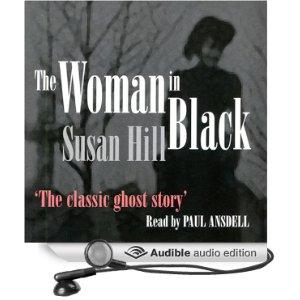 The Woman in Black Audiobook Review | Audiobook Treasury