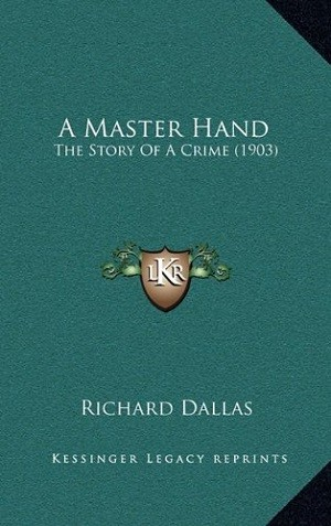 A Master Hand by Richard Dallas Audiobook