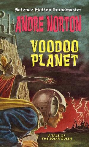 Voodoo Planet by Andre Norton audiobook