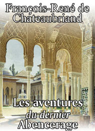 Illustration: Le Dernier Abencerage - François-René de Chateaubriand