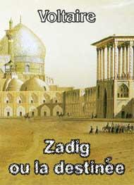Illustration: Zadig ou la destinée - voltaire