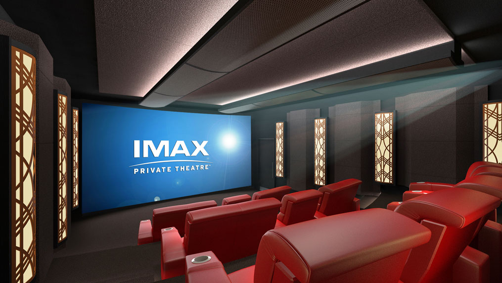 IMAX - Private Theatre