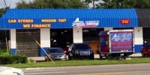 Jacksonville Fl Car Window Wrap >> Window Tint Jacksonville FL | Audio Designs & Custom Graphics | Stereo