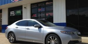 Acura TLX Window Tint